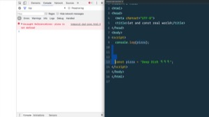 Es6 for everyone the best way to learn modern es6 javascript temporal dead zone fandeluxe Images